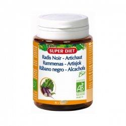 Super diet radis noir-artichaut bio comp 80