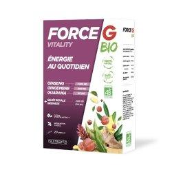 Nutrisanté Force G Bio Vitality 20 ampoules