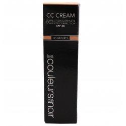 Les Couleurs du Noir CC Crème Correction Complète SPF30 02 Naturel 30ml