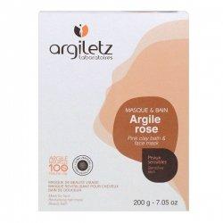Argiletz Argile Rose Masque & Bain 200g
