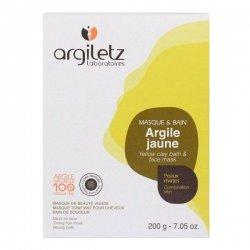 Argiletz Argile Jaune Masque & Bain 200g