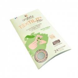 Argiletz Textilit Zen Protection Naturelle à l'Argile Verte 24 brins