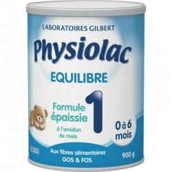 Physiolac Equilibre Formule Epaissie 1 900g