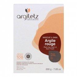 Argiletz Argile Rouge Masque & Bain 200g
