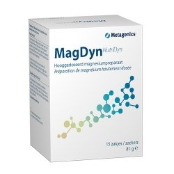 Metagenics MagDyn NutriDyn Poudre 15 Sachets