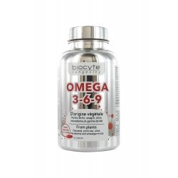 Biocyte Longevity Omega 3-6-9 60 capsules