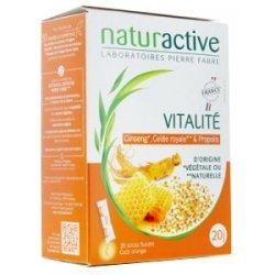 Naturactive Vitalité 20 sticks