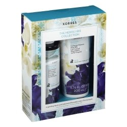 Korres KG Coffret The Neroli Iris Collection