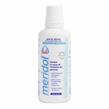 Meridol Bain de Bouche Inflammation Gencives 400ml