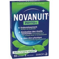 Sanofi Novanuit Phyto+ 30 gélules