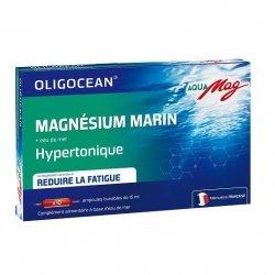 Oligocean Aquamag Magnésium Marin Hypertonique 10 ampoules de 15ml