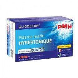 Oligocean Plasma Marin Hypertonique 2 x 20 ampoules de 15ml