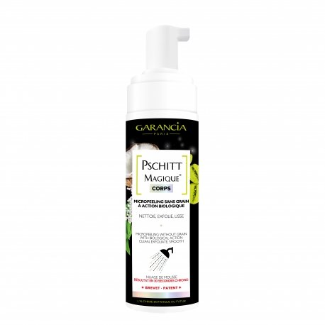 Garancia Pschitt Magique corps micropeeling sans Grain 200 ml