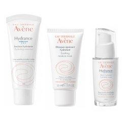 Avene Pack Hydrance Légère Emulsion Hydratante 40ml + Masque crème apaisant 50ml + Hydrance Intense Serum 30ml