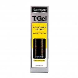 Neutrogena T/Gel Pellicules Sèches Shampoing Antipelliculaire 250ml