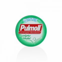 Pulmoll Bonbons Eucalyptus Menthol Sans Sucres 45g