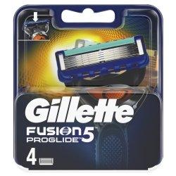 Gillette Fusion 5 Proglide - 4 unités