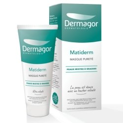 Dermagor Matiderm masque pureté 50ml