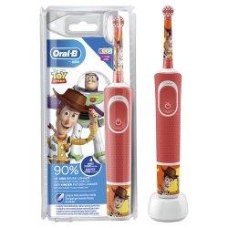 Oral B Kids D100 Toy Story Brosse à Dent Electrique
