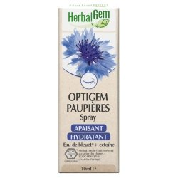 Herbalgem Optigem Paupières Spray Bio 10ml