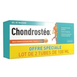 Chondrostéo+ Gel de Massage Offre Spéciale 2 x 100ml