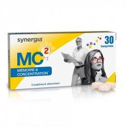 Synergia MC2 Mémoire & Concentration 30 comprimés