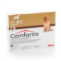 Comfortis Chiens 1620mg 6 comprimés