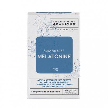 Granions Mélatonine 60 gélules