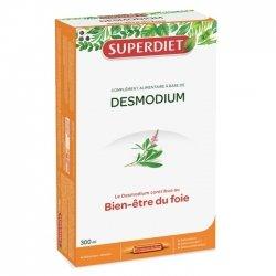 Superdiet Desmodium Bien-Etre du Foie 20 ampoules de 15ml