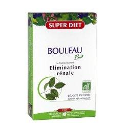 Superdiet Bouleau 20 ampoules