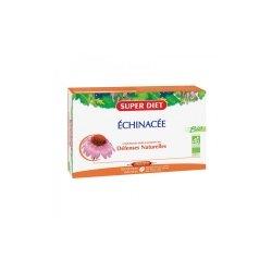 Superdiet Echinacée Bio 20 ampoules