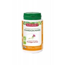 Superdiet Chardon Marie Bio 90 gélules