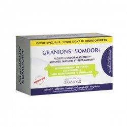 Granions Somdor+ Offre spéciale 60 comprimés dont 20 OFFERTS