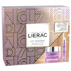 Lierac Lift Integral Coffret - Crème Lift Remodelante 50ml + Cadeau Sérum Lift Regard 15ml