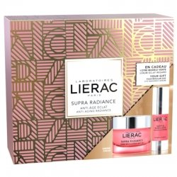 Lierac Lift Integral Coffret - Crème Riche Lift Remodelante 50ml + Cadeau Sérum Lift Regard 15ml