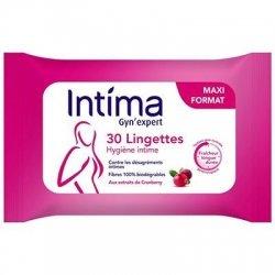 Intima Gyn'Expert 30 lingettes