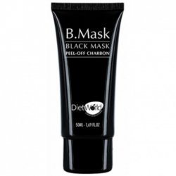 DietWorld Black Mask Peel-Off Charbon 50ml