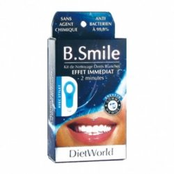 DietWorld B.Smile Kit de Nettoyages Dents Blanches