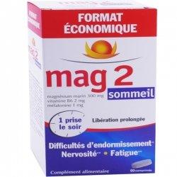 Cooper Mag 2 Sommeil Format Economique 60 comprimés