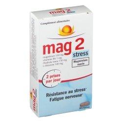 Cooper Mag 2 Stress Magnésium Marin 30 comprimés