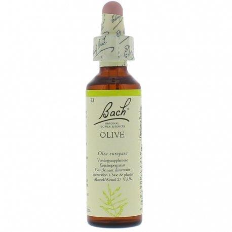 Fleurs de Bach olive 20ml