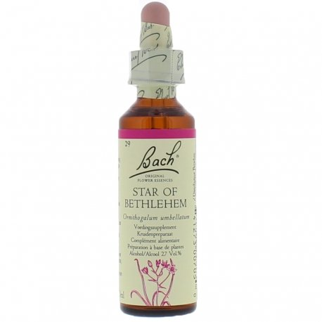Bach flower remedie 29 star bethlehem 20ml