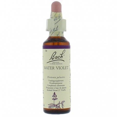Fleurs de Bach water violet 20ml