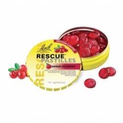 Fleurs de Bach rescue pastilles cranberry 50g