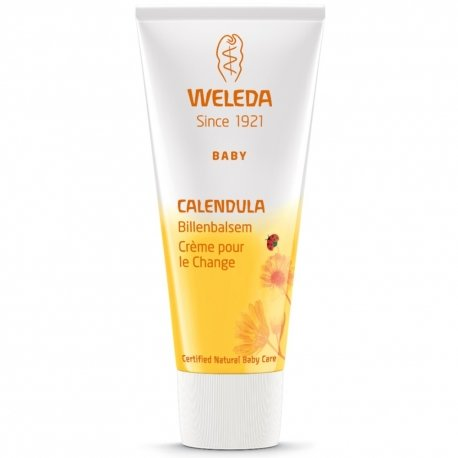 Weleda Baby Calendula baume change 75ml