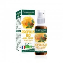 Santarome Bio Spray Propolis Bio 20ml