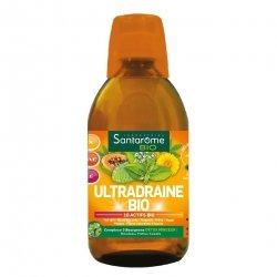 Santarome Bio Ultradraine Bio Goût Ananas 500ml