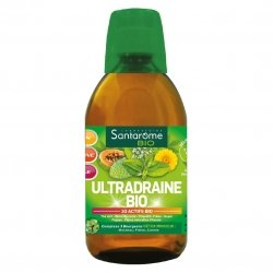 Santarome Bio Ultradraine Bio Goût Citron 500ml