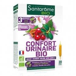 Santarome Confort Urinaire Bio 20 ampoules
