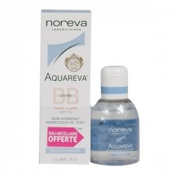 Noreva Aquareva BB Crème Teinte Claire SPF15 40ml + Eau Micellaire 100ml OFFERTE